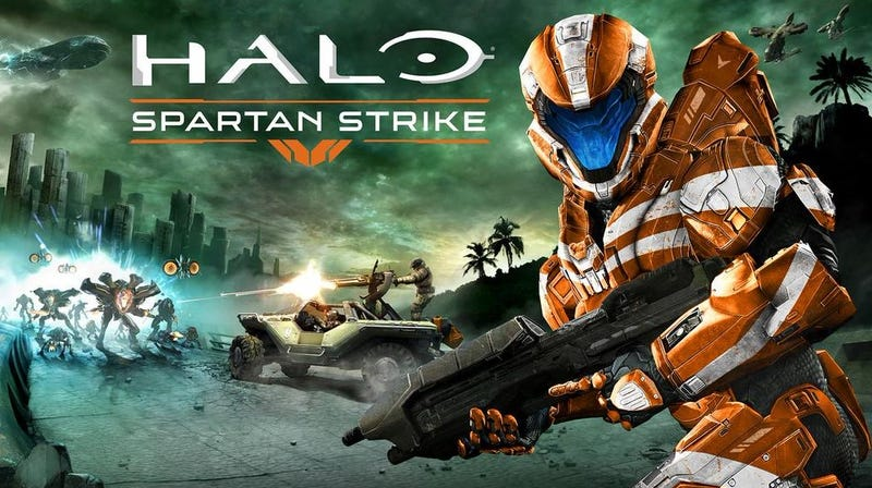 Illustration for article titled Halo: Spartanal completo ya está disponible para iPhone y iPad