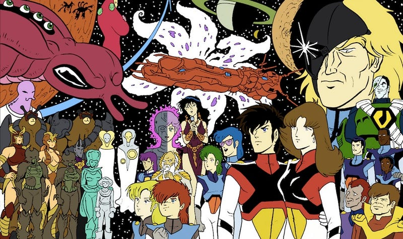 Illustration for article titled 5 Failed Robotech Sequels That Could Have Transformed the Franchise