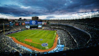 Illustration for article titled NYCFC Hasn't Played A Match And Is Threatening To Move Out Of NYC