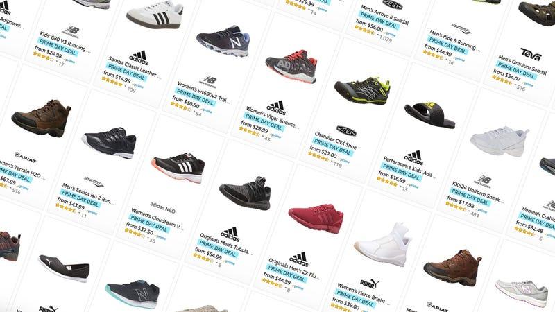 Prime Day Shoe Sale