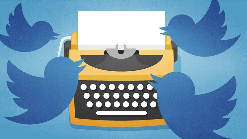 Illustration for article titled How Twitter's 140-Character Limit Made Me a Better Writer