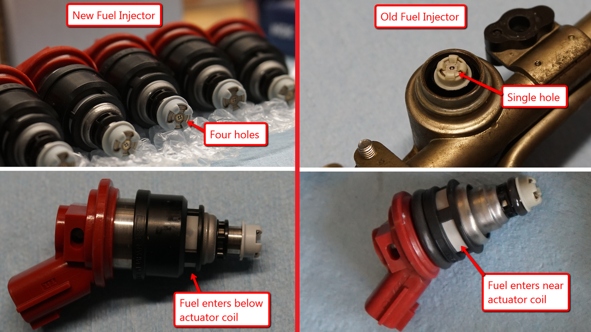 Fuel Injector Failure Is Just Another Day Of Nissan 300zx Twin Turbo Ls1 Ignition Coil Wiring Diagram Ownership