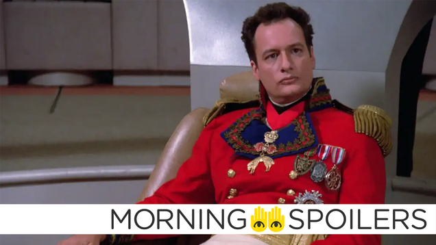 Star Trek: Picard s Patrick Stewart Teases Q s Tumultuous Return