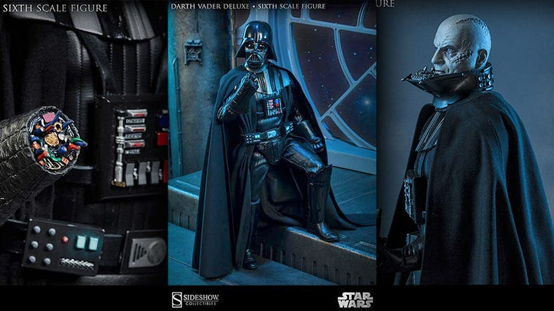 The Most Detailed Star Wars Figure Ever Is 13 Inches of Sith Glory