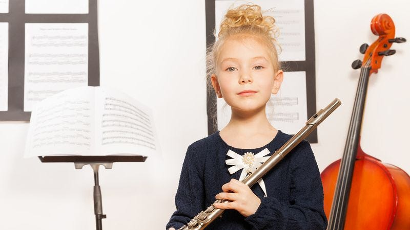 Illustration for article titled Is Your Child A Prodigy?