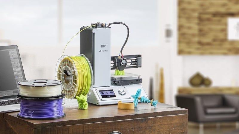 Monoprice's Select Mini 3D Printer, $167 with code TRIPLE15