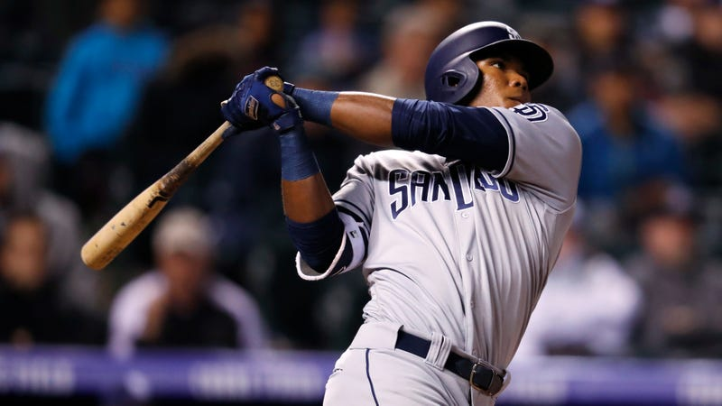 Illustration for article titled All Hail Franchy Cordero, San Diego's Dong-Smashing Superhero