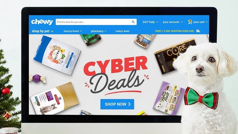 Chewy Cyber Deals