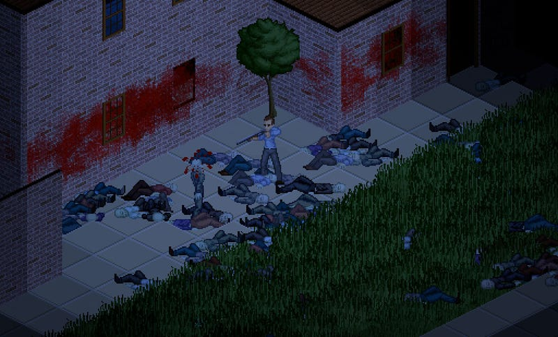Illustration for article titled Burglary Delivers Huge Setback to Indie Game Project Zomboid [Updated]