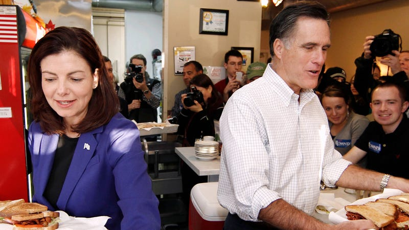Illustration for article titled Romney Should've Picked a Female Vice President, Study Says