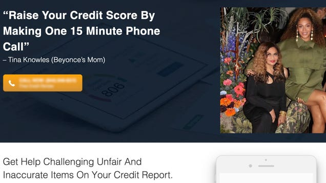 Does Beyoncé Know That She s Trying To Help You Raise Your Credit Score?