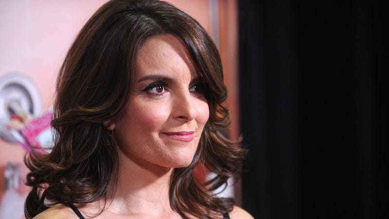 Illustration for article titled Tina Fey Is 'Opting Out' of the Internet'sApology Culture