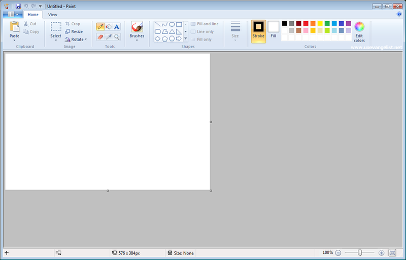 Illustration for article titled Windows 7 Milestone 3 Previewed: Just Like Vista, But With Office 2007 Ribbon UI