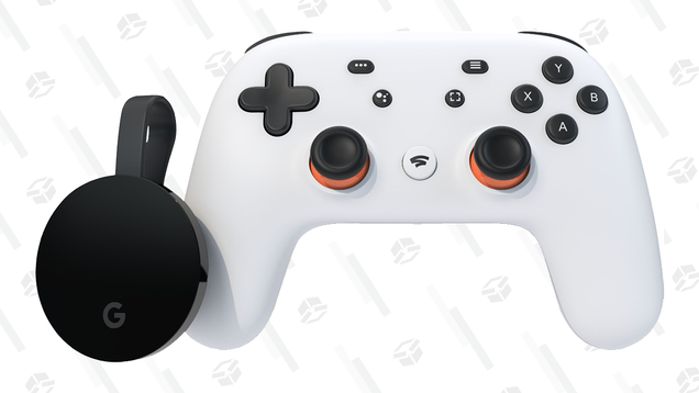 Get a Controller and Chromecast Ultra When You Buy Google Stadia Premiere Edition for $60