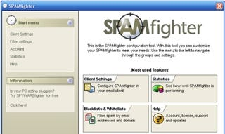 Illustration for article titled Download of the Day: SpamFighter (Windows)