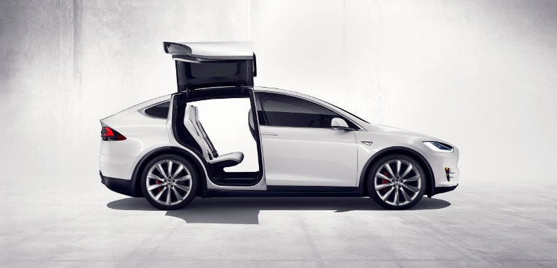 Illustration for article titled Another Tesla Model X Crash Blamed On Autopilot, This Time In Montana