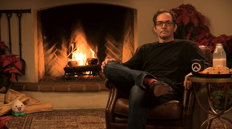 thousands of people are watching overwatch s jeff kaplan sit