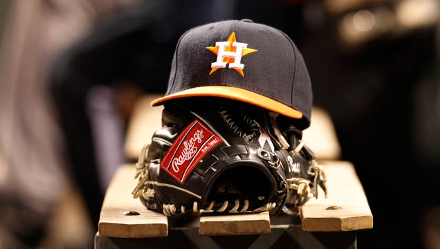 Astros Apologize For Minor Leaguer's Shitheaded Tweet