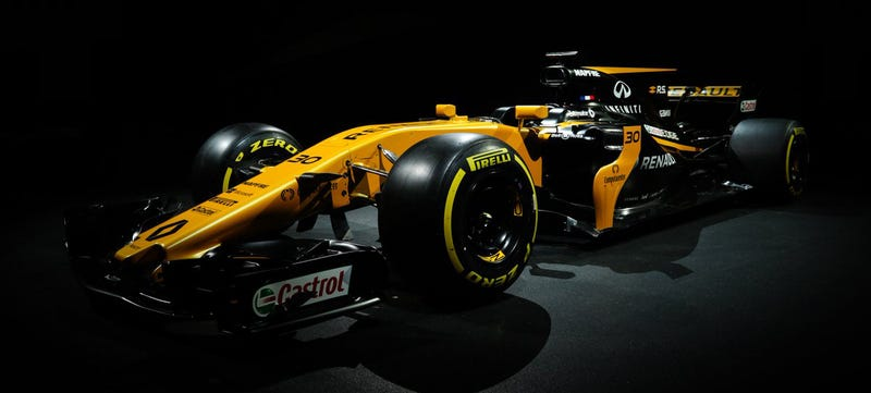 All photo credits: Renaultsport F1