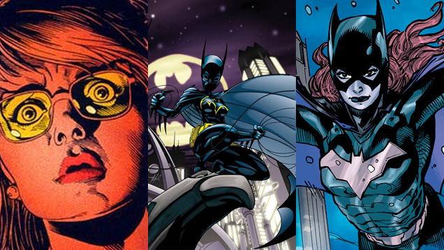 Batgirlを欺くDCコミックの長く...