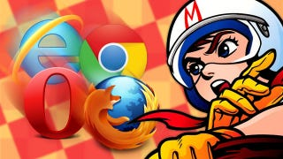 Illustration for article titled Browser Speed Tests: Chrome 19, Firefox 13, Internet Explorer 9, and Opera 12
