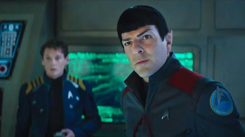 Star Trek Beyond trailer image (Screengrab: YouTube)