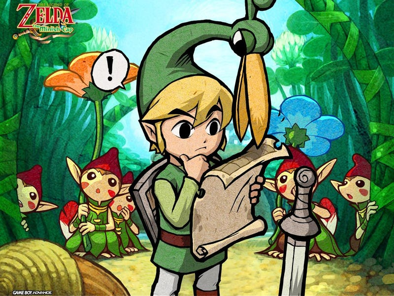 Illustration for article titled Wii U GBA Titles Announced for Japan