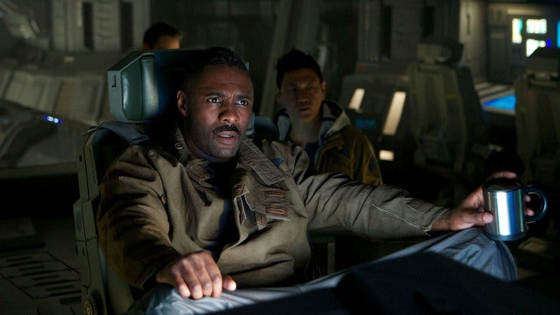 Illustration for article titled Idris Elba might play the villain in Star Trek 3