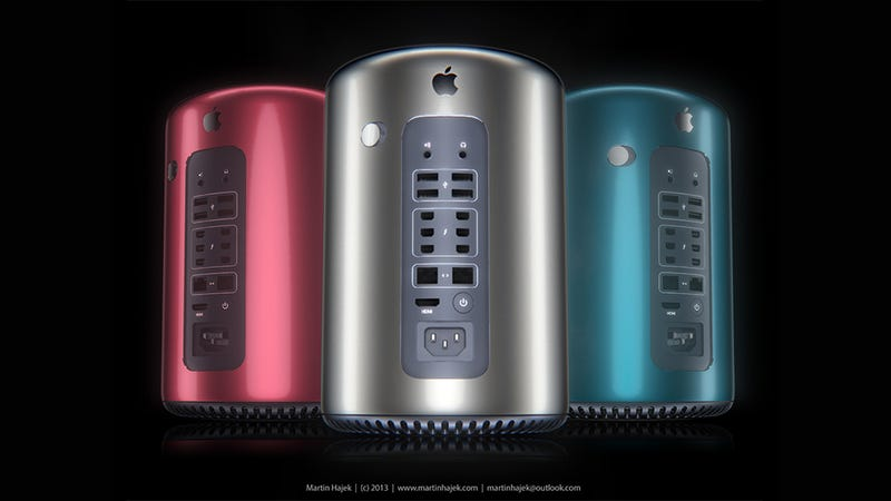 Illustration for article titled The Mac Pro Recaptures the Spirit of Classic Workstations of Yore