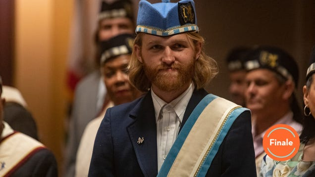 Lodge 49 becomes the best of big-hearted TV in season 2 finale