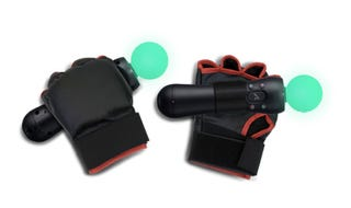 Illustration for article titled PS Move Ultimate Boxing Gloves Will Make You a Safer Virtual Brawler