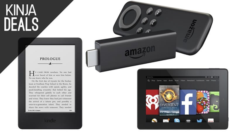 Illustration for article titled Save Big on Amazon-Branded Gadgets From...Best Buy?
