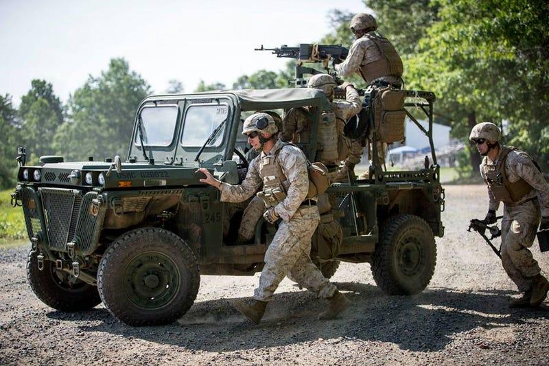Source: Kyle Olsen via The United States Marine Corps