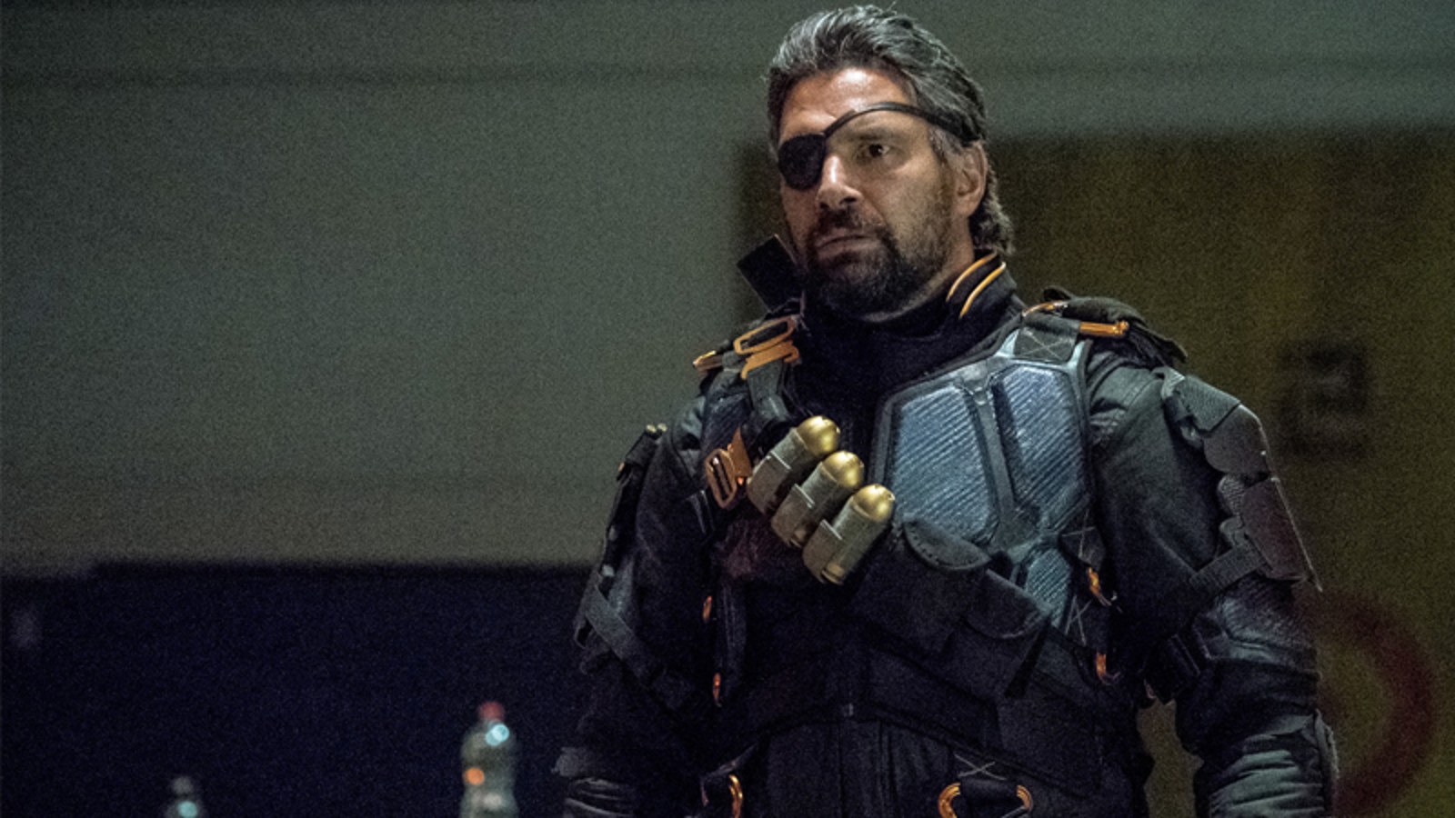 And Now, Arrow's Back to Not Being Able to Use Deathstroke Again