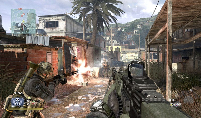 Illustration for article titled Call of Duty: Modern Warfare 2 Review: This Means War
