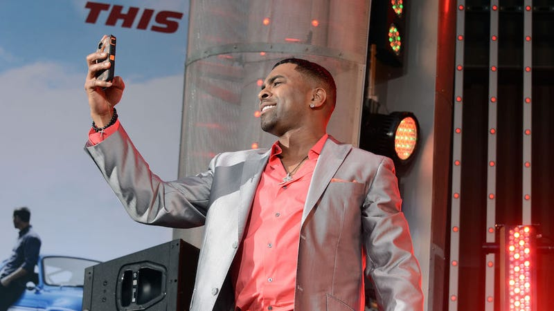 Illustration for article titled Ginuwine Sings 'Leave It In,' But What Is 'It'?