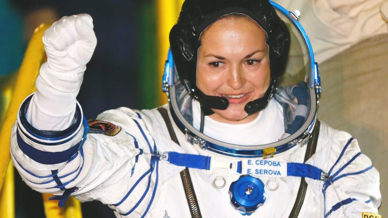 Illustration for article titled Female Astronauts Fire Back At Sexist Interview Questions