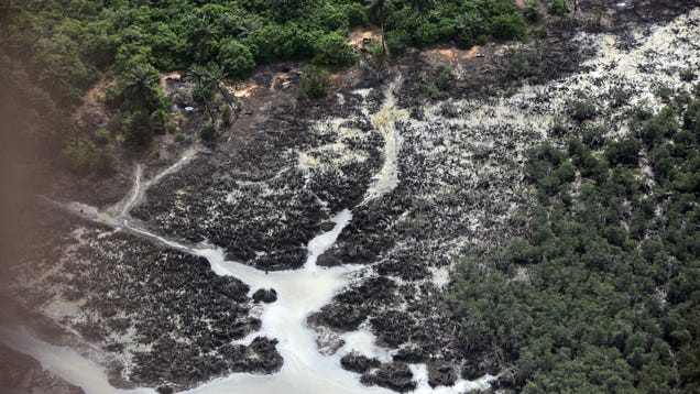 Shell Has to Pay $111 Million for 1970 Oil Spill That Turned Rain Black