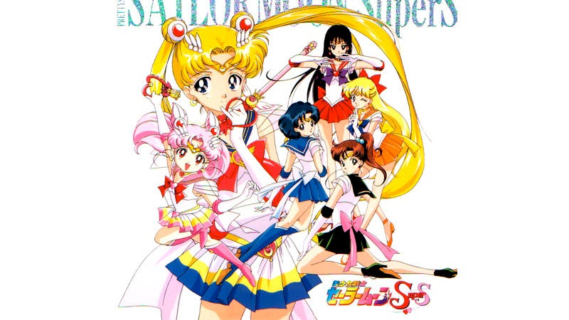 Illustration for article titled A Filler-Reduced Viewing Guide to Sailor Moon, Season 4