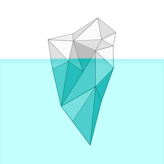 Illustration for article titled Iceberg