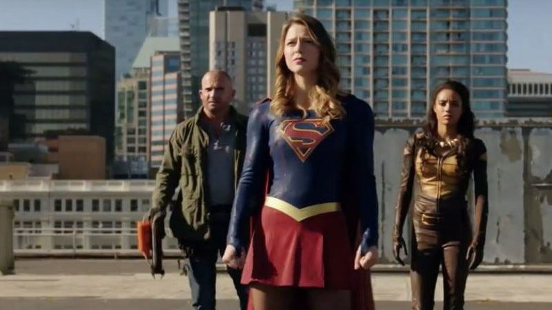 Illustration for article titled Supergirl and Legends of Tomorrow Will Share Monday Time Slot Next Year
