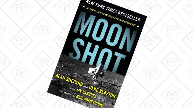 Moon Shot [Kindle], $2