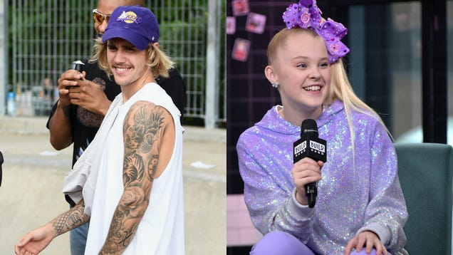 Unpacking the Great Justin Bieber Vs. JoJo Siwa Instagram Crisis of 2018