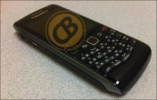 Illustration for article titled First 3G BlackBerry Pearl 9100 Pics Leak