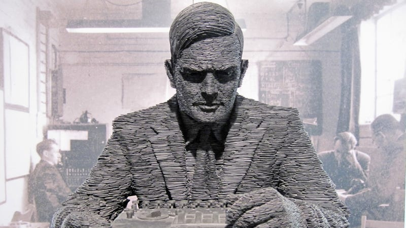 """Illustration for article titled ¿Y si la máquina se acoge a la Quinta Enmienda?Un fallo """"serio"""" en el test de Turing"""