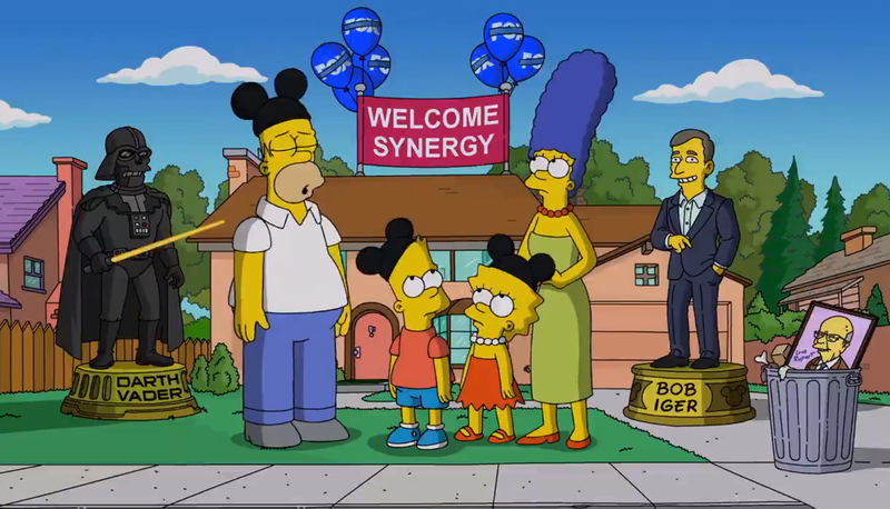 Illustration for article titled The Simpsons are moving to Disney+ as their exclusive streaming home