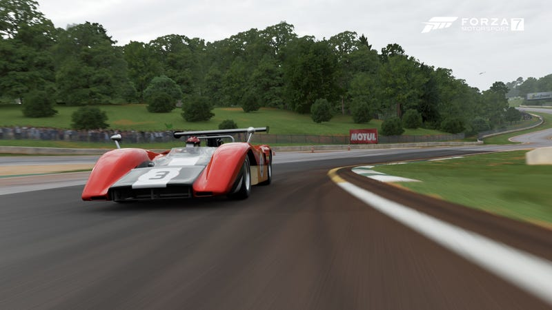 Illustration for article titled The Oppositelock Forza Can-Am Championship, Round 6: Results