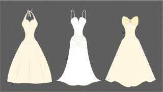 Illustration for article titled Costco Wedding Dresses Aren't A Steal