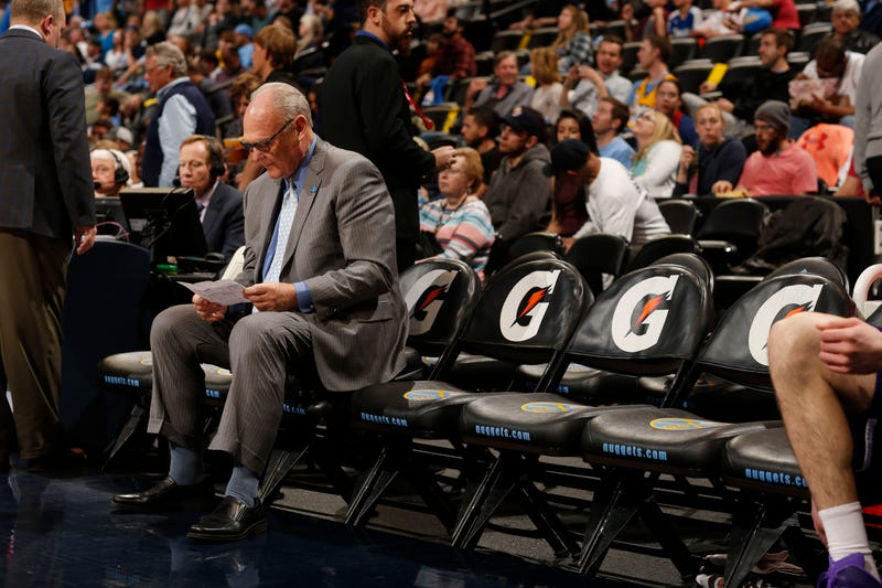 Illustration for article titled Report: The Kings Will Fire George Karl. Duh.