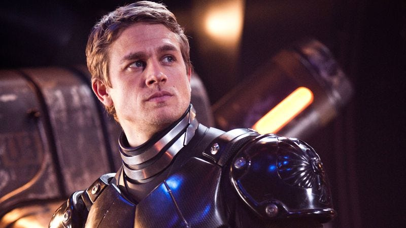 The armor won't be the same, but he'll still have some (Photo: Pacific Rim)
